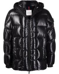 Moncler - Black Dougnac Jacket - Lyst