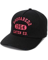 DSquared² 1964 Baseball Cap - Black