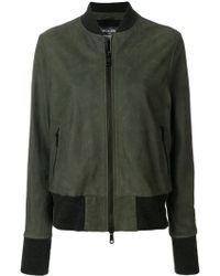 Giorgio Brato - Zipped Jacket - Lyst