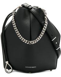 Alexander McQueen - Bucket Bag - Lyst
