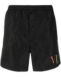 Valentino Black Vltn Swimsuit