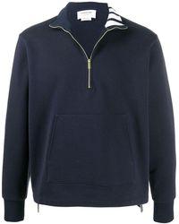 Thom Browne - 4-bar Sweatshirt - Lyst