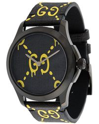 Gucci - GG Ghost Timeless Watch - Lyst