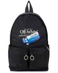 Off-White c/o Virgil Abloh Pascal Medicine Backpack - Black