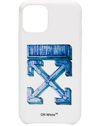 Off-White c/o Virgil Abloh Marker Arrows Iphone 11 Pro Max Case - White
