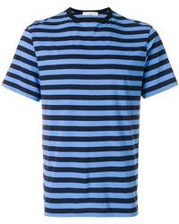 Golden Goose Deluxe Brand - Striped T-shirt - Lyst
