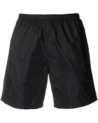 Prada Black Re-nylon Swimsuit