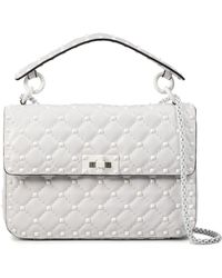 Valentino - Free Rockstud Spike Medium Shoulder Bag - Lyst