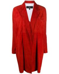 Arma Charelle Coat - Red