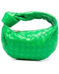 Bottega Veneta Green Jodie Mini Bag