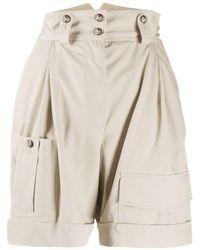 Dolce & Gabbana Pantaloncini Cargo - Neutro