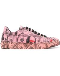 Philipp Plein Sneakers Pink Paradise - Rosa