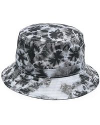 Marcelo Burlon Cross Bucket Black Hat
