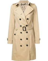Burberry - Classic Double Breasted Trench - Lyst