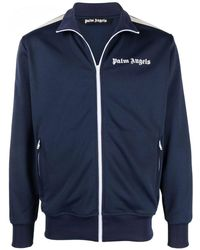Palm Angels - Sweaters Blue - Lyst