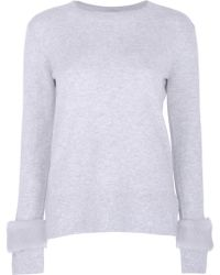 Hotel Particulier - Cashmere Pullover - Lyst