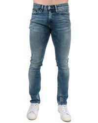 Tommy Hilfiger Slim Scanton Jeans - Blue