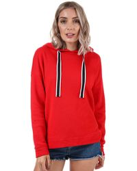 ONLY Hailey Hoody - Red