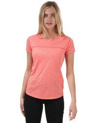 Berghaus Voyager Tech T-shirt - Pink