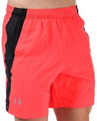 Under Armour Launch Shorts - Pink