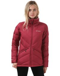 Berghaus Easdale Insulated Jacket - Pink