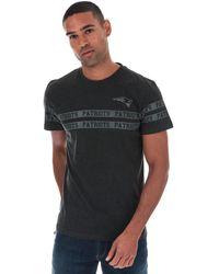 KTZ New England Patriots T-shirt - Black