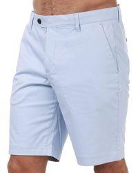 Ted Baker Shalom Golf Shorts - Blue