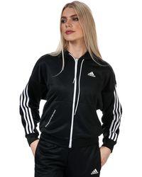 adidas Game Time Aeroready Track Suit - Black