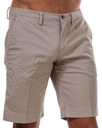 Henri Lloyd Chino Shorts - Natural