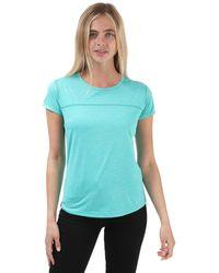 Berghaus Voyager Tech T-shirt - Blue