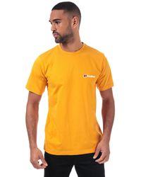 Berghaus Corporate Logo T-shirt - Orange
