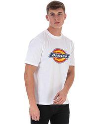 Dickies Horseshoe T-shirt - White