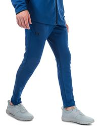Under Armour Ua Mk-1 Warm-up Trousers - Blue