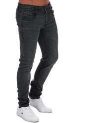 Duck and Cover Maylead Slim Fit Jeans - Grey