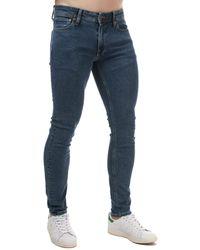 Jack & Jones Liam Original Jeans - Blue