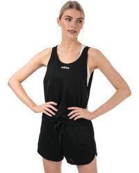 adidas Jumpsuit - Black
