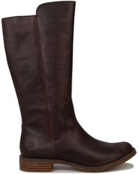 Timberland Magby Tall Boots - Brown