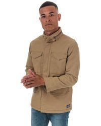 Levi's Sherpa Field Coat - Multicolour