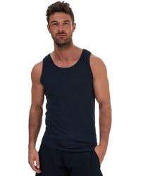 Russell Athletic Singlet Vest - Blue