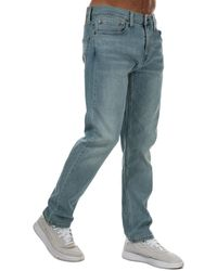 Levi's 502 Bay Tint Adapt Tapered Jeans - Blue