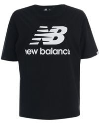 New Balance Essentials T-shirt - Black
