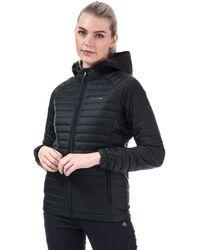 Craghoppers Venta Lite Hooded Jacket - Black