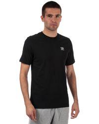 adidas Originals Essential Logo T-shirt - Black