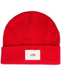 Vero Moda Mari Beanie Hat - Red