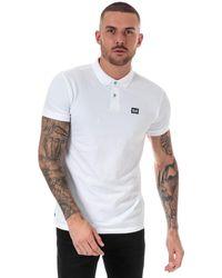Weekend Offender Barnum Polo Shirt - White