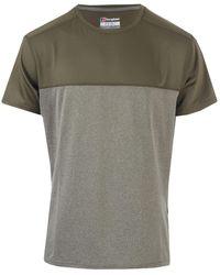 Berghaus Voyager Base Crew T-shirt - Green