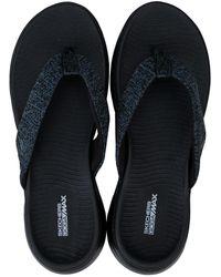 Skechers On The Go 600 Preferred Sandals - Black