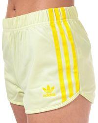 adidas Originals 3-stripes Shorts - Yellow