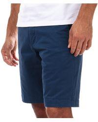 Ted Baker Shesho Chino Shorts - Blue