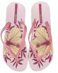 Ipanema Anatomic Temas Flip Flops - Pink
